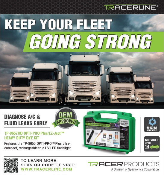 Ad for Fleet Main mag