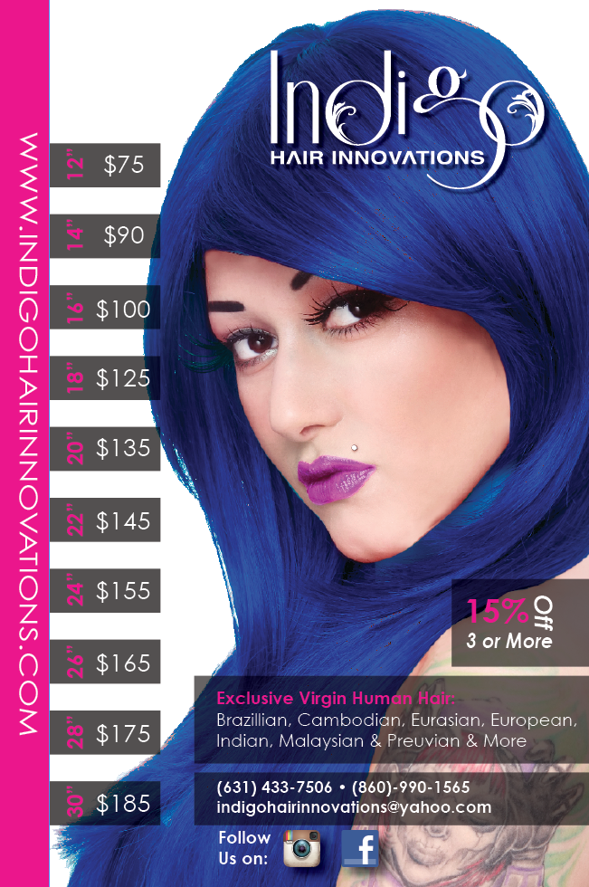 Indigo Hair Innovations Ad2